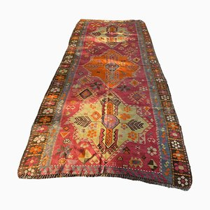Antique Turkish Sivas Kilim Rug