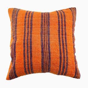 Fodera per cuscino Kilim intrecciata a mano