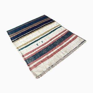 Vintage Turkish Traditional Kilim Rug
