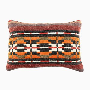 Vintage Turkish Handmade Kilim Cushion Cover