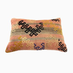 Vintage Turkish Kilim Cushion Cover