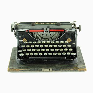 German Prima Case Typewriter from Mercedes, 1930s