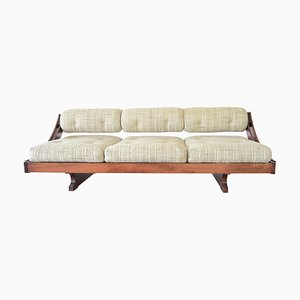 Mid-Century Rosewood Model GS-195 Daybed by Gianni Songia for Sormani, 1960s