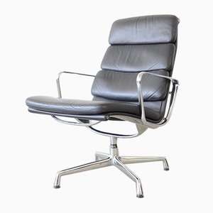 Model EA216 Lounge Chair by Charles & Ray Eames for Vitra, 1980s