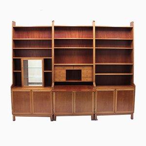 Scandinavian Modular Bookcase, 1950s