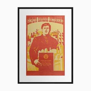 Guard our National Treasure | Russia | 1981