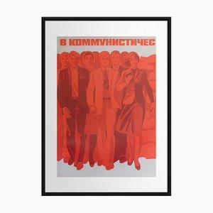 Communisme   Russie   1980