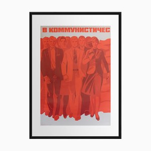 Kommunismus   Russland   1980