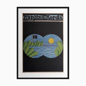 Kapitän Korda   Polen   1979