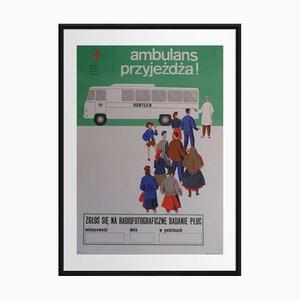 The Ambulance Arrives | Poland | 1970