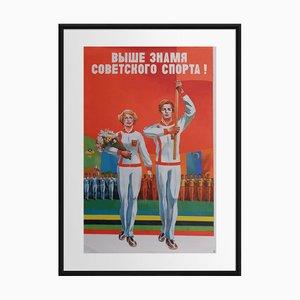 Jeux Olympiques Sous la Bannière du Sport Soviétique   Russie   1978