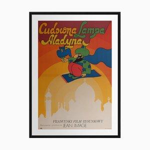 Lampe Aladdin & His Magic   Pologne   1971