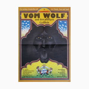 The Wolf & the Seven Young Goats | East Germany | 1979