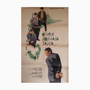 Cosa era Taiga Silent About | Russia | 1966
