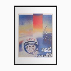 Cosmonaut's Day | Russia | 1980s