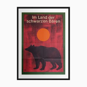In the Land of Black Bears | East Germany | 1965