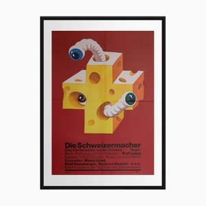 The Swiss Maker | East Germany | 1980