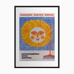 Rénovons notre environnement | Lituanie | 1972