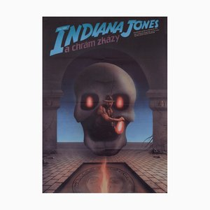Indiana Jones & the Temple of Doom | Czechoslovakia | 1986