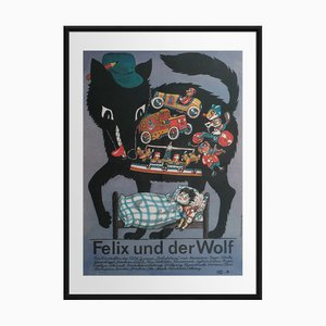 Felix & the Wolf | East Germany | 1988