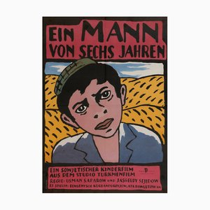 A Man of Six Years | East Germany | 1984