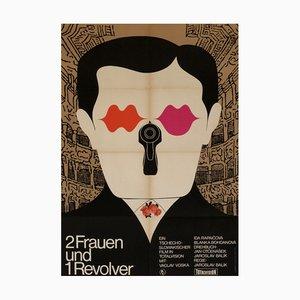 Revolver Two Women & One | Allemagne de l'Est | 1970