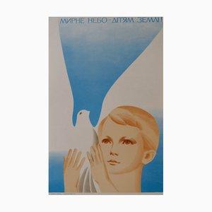 Peaceful Skies für Children of the Earth | Ukraine | 1986