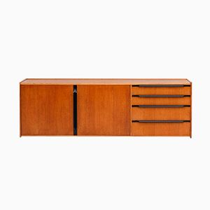 Floating Oak Sideboard by Cees Braakman for Pastoe