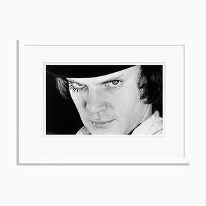 Malcolm Mcdowell Clockwork Orange Archival Pigment Print Framed in White
