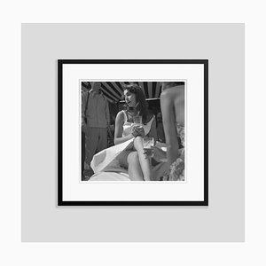 Rosanna Schiaffino Rosanna Archival Pigment Print Framed in Black