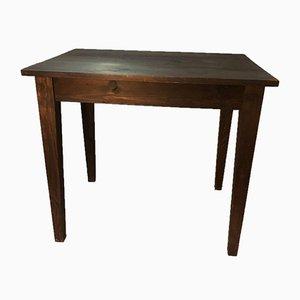 Table Antique Rustique en Sapin, 1900s