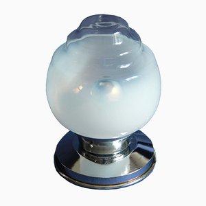 Italian Space Age Murano Glass Table Lamp, 1960s