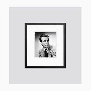 Dashing Montgomery 1950 Archival Pigment Print Framed in Black by Everett Collection