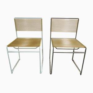 Italian Spaghetti Chairs by Giandomenico Belotti, 1970s, Set of 2