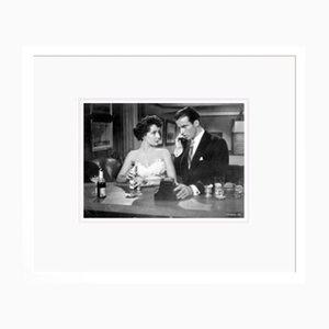 Stampa Taylor and Clift 1951 a cornice bianca di Bettmann