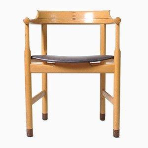 Modell PP52 Schreibtischstuhl von Hans J. Wegner für PP Møbler, 1970er