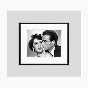 Taylor and Clift 1951 Archival Pigment Print Framed in Black by Bettmann