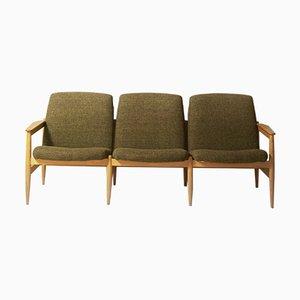 Scandinavian Style Teak Sofa, 1960s