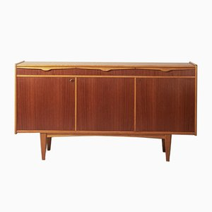 Swedish Teak & Oak Sideboard from Breo, 1960s