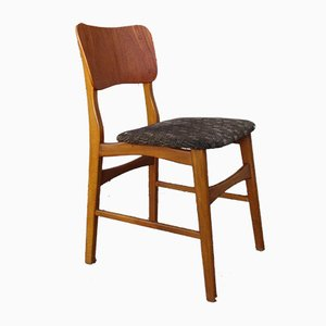 Mid-Century Danish Teak Dining Chair by Ib Kofod Larsen for Christensen & Larsen