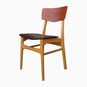 Chaise de Salon Mid-Century en Teck, 1960s