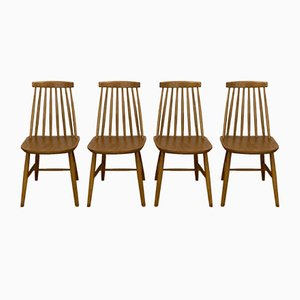 Vintage Dining Chairs from Farstrup Møbler, 1960s, Set of 4