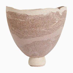 Jarrón Studio vintage de cerámica