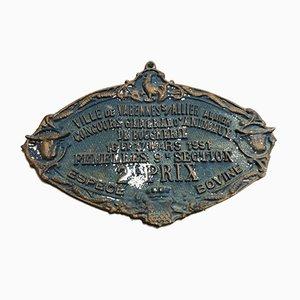 Blauer Concours Agricole Varennes-sur-Allier Sign, 1991