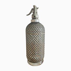 Botella de refresco Mid-Century, años 50