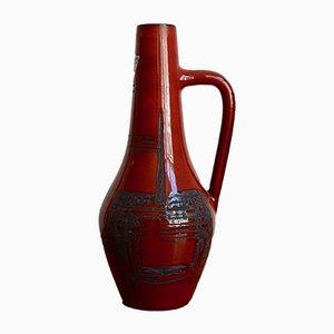 Vase Mid-Century par Elchinger pour Poterie Elchinger, 1950s