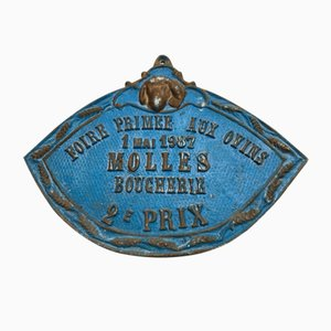 Concours Agricole Ovins Molles Sign, 1987
