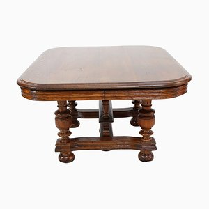 Table Basse Henry Deux Antique en Chêne
