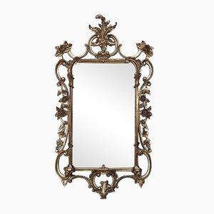 Antique Rococo Revival Gilt Mirror