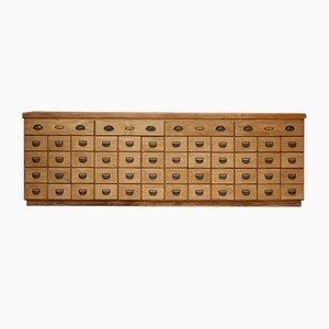 Vintage Drawer Cabinet, 1950s